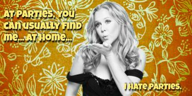 funny quotes, amy schumer