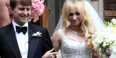 Andrea Catsimatidis Christopher Cox wedding married nuptials