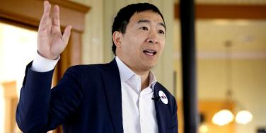 who is Andrew Yang's wife