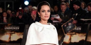 Angelina Jolie dating engaged