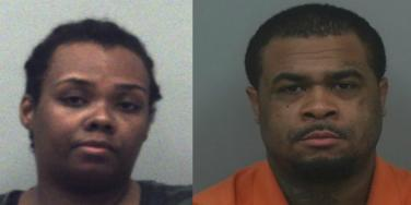 Angela Strothers and Rimmon Lewis, indicted on abusing daughter, forced her to drink detergent