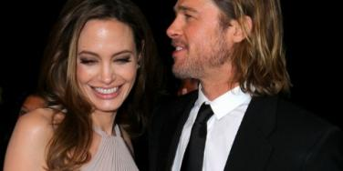 A-List Links: Brad Pitt Found Angelina Jolie Crying In The Shower