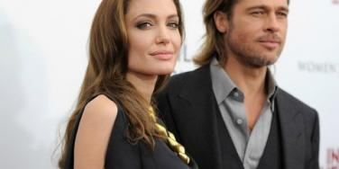 """Angelina Jolie On More Kids With Brad: """"I Could End Up Pregnant"""""""