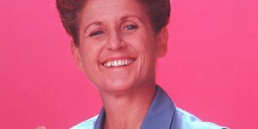 Ann B. Davis as Alice the maid in 'The Brady Bunch'