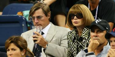 Shelby Bryan and Anna Wintour
