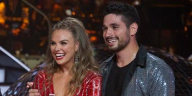 Are Hannah Brown And Alan Bersten Dating? Rumors Spark After Steamy 'Dancing With The Stars' Performance