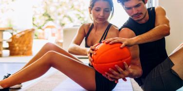 21 Best Fitness Apps & Home Gym Ideas For Working Out In Your Living Room