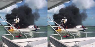 What Happened In The Bahama Boat Explosion? New Details Accident Killed One Woman And Left One Woman Without Her Legs