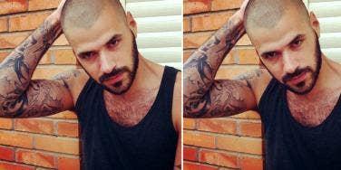 men, bald guys