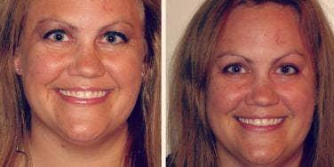 30 days without makeup