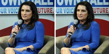 Who Is Becki Tilley Falwell? New Details On Jerry Falwell Jr.'s Wife And The Racy Photos Michael Cohen Handled For The Couple