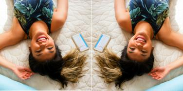 Winter Blues? Beat Them With These Simple Yoga Tips- in BED!