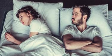 'Don't Go To Bed Angry' Is More Than Just Good Advice — It's Has Scientific Health Benefits