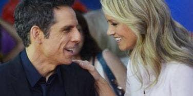 Ben Stiller & Christine Taylor