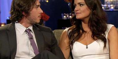 'The Bachelor' Ben Flajnik and Courtney Robertson
