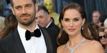 Natalie Portman and Benjamin Millepied married
