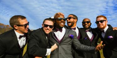 Here's The Recipe for Delivering a Killer Best Man Speech
