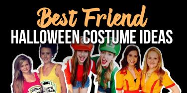 matching best friend halloween costume ideas for halloween party