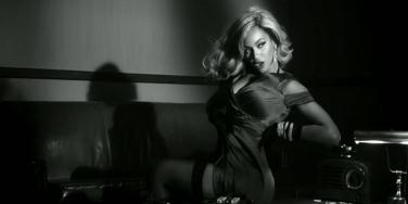 "Beyonce, seen here in her ""Dance For You"" video, will provide songs for the ""50 Shades Of Grey"" soundtrack"