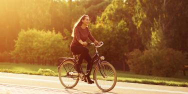 Riding A Bike Helped Me Heal From An Abusive Relationship