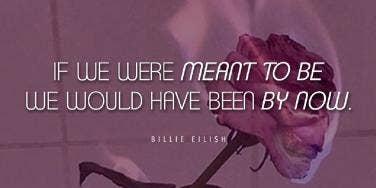 Billie Eilish quote