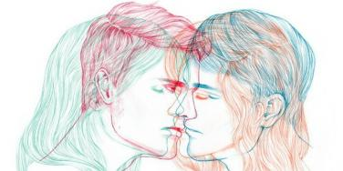Bisexual drawing