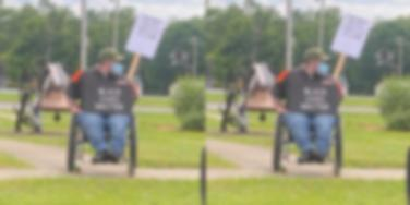 Why One Inspirational Black Lives Matter Protestor's Sign Literally Has People In Tears