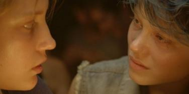 'Blue Is The Warmest Color': lesbian sex in movies