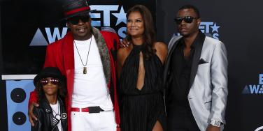 Cassius Brown, Bobby Brown, Alicia Etheredge, Bobby Brown Jr