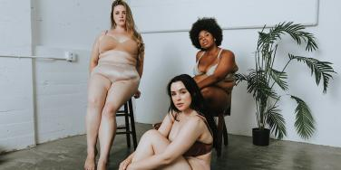 Artist Behind Viral 'Real Body' Photos Speaks Exclusively About What Filters Do To Women's Bodies