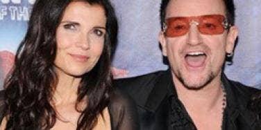 Bono and Ali Hewson were high school sweethearts