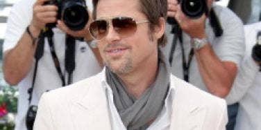 Brad Pitt Parade Magazine Angelina Jolie
