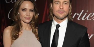 Brad Pitt Hurt After Taking A Fall For His Daughter, Vivienne