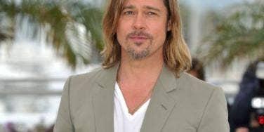 Brad Pitt Cannes Film Festival 2012