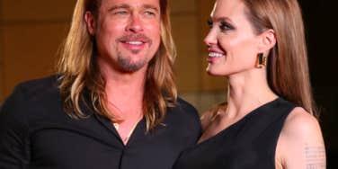 Love: Did Angelina Jolie & Brad Pitt Get Married?