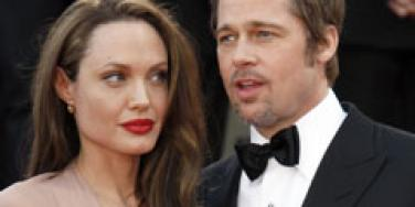 brad pitt and agelina jolie not separating