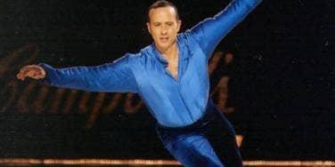 Figure Skater Brian Boitano