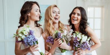 What It's Like To Be A Professional Bridesmaid For A Living