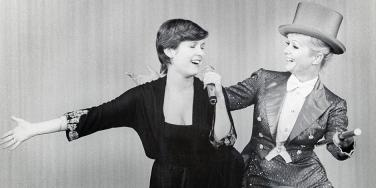 Carrie Fisher Debbie Reynolds documentary Bright Lights