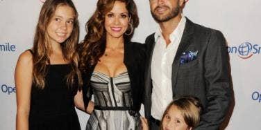 Brooke Burke-Charvet & family