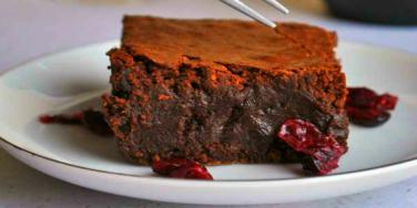 Red Wine Brownies Are The New Best Way To Get Drunk