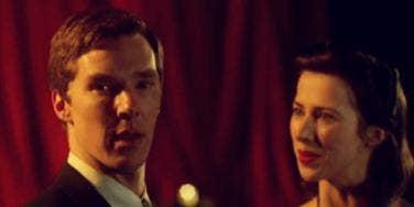 Benedict Cumberbatch & Fiancee Sophie Hunter