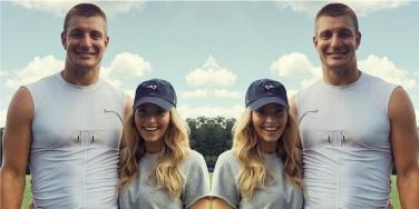 Who Is Camille Kostek? New Details About Rob Gronkowski's Girlfriend And Their Relationship