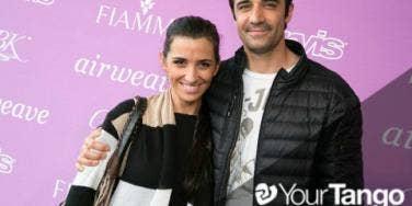 Gilles Marini and wife Carole