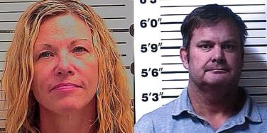 Lori Vallow Daybell and Chad Daybell