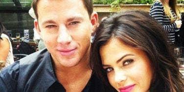 Jenna Dewan Tatum dating drömmer om Dating någon mening