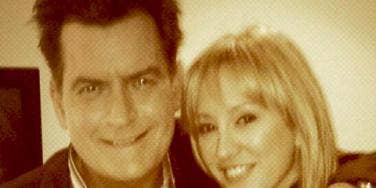 Charlie Sheen & Brett Rossi Engaged