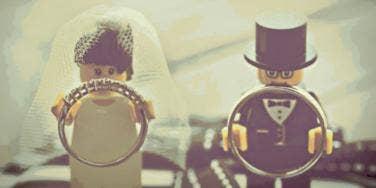 lego marriage
