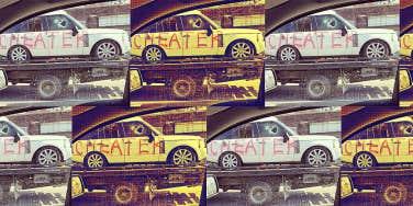 keyed car