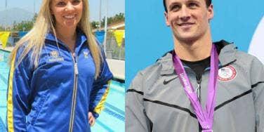 Chloe Sutton and Ryan Lochte